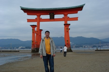 Itsuku-shima torii
